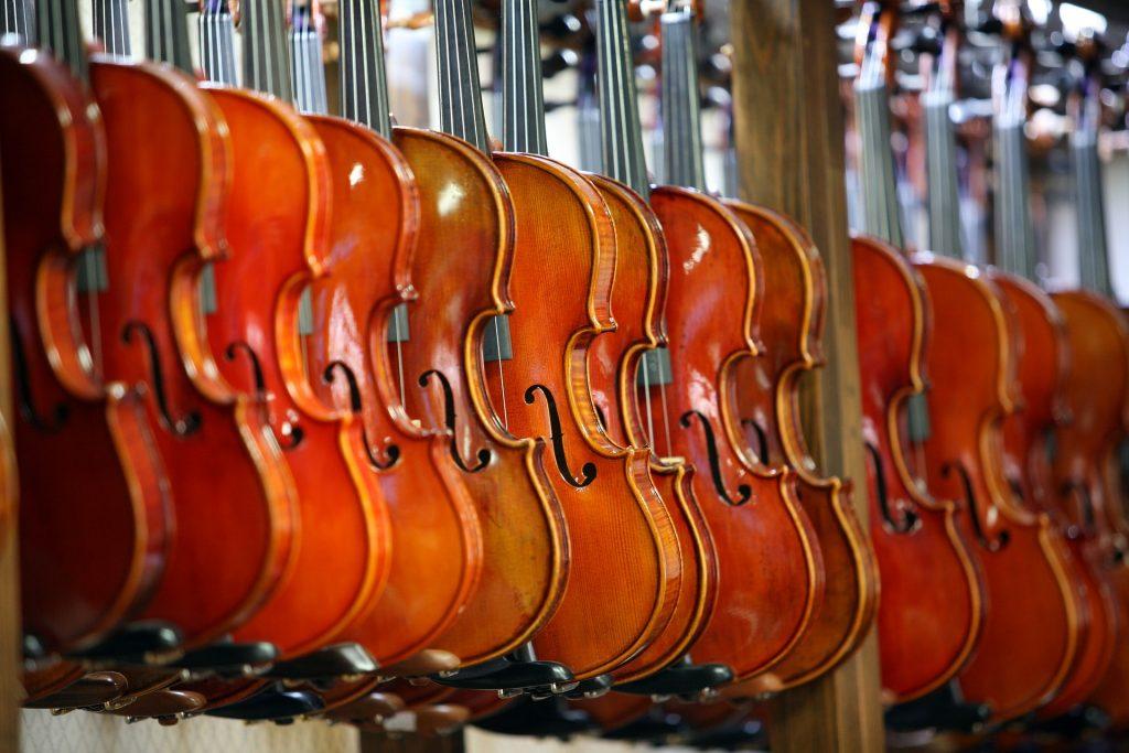 [徹底比較]バイオリンのレンタルサービス5社の特徴・おすすめ商品