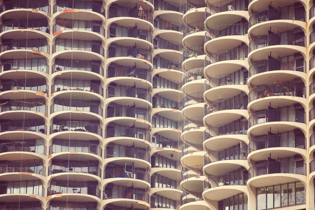 バルコニー ホテル
