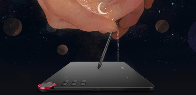 テレワークでペンタブを使ってみた感想|XP-PEN Deco 03の仕様と魅力とは?