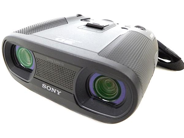 SONY ソニー デジタル 双眼鏡 DEV-50V ブラック 録画 ビデオカメラ