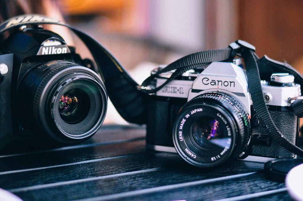 カメラメーカーの特徴に迫る!日本4大メーカーの比較とおすすめ機種
