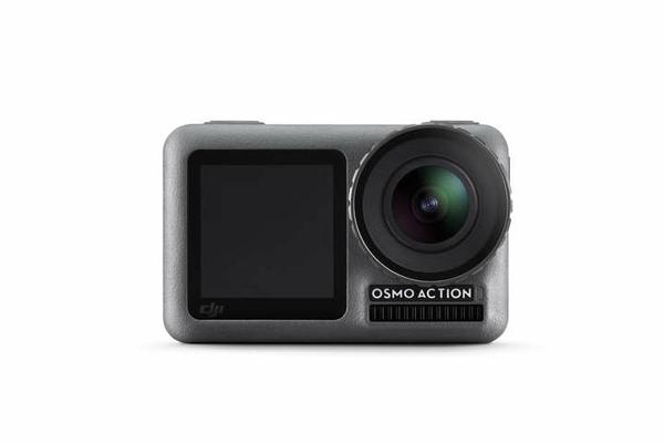 DJI Osmo Action発売!GoProとの違いは?注目の最新機能をチェック!